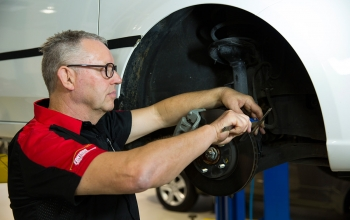 Brake testing by Auto Masters